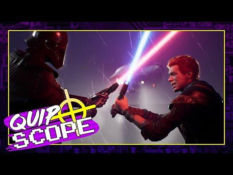 Star Wars Jedi: Fallen Order [GAMEPLAY & IMPRESSIONS] - QuipScope