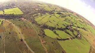 Quiet life 3inch drone fpv flight filmed with Runcam hybrid, 1080P 120fps