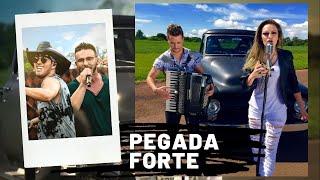 Adson e Alana + Pedro Paulo e Alex - Pegada forte ( Clipe HD Lancamento sertanejo 2016 )