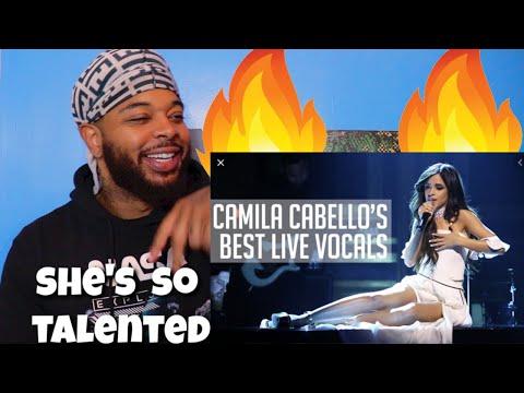 Camila Cabello | Best Live Vocals (2011-2019) | Reaction