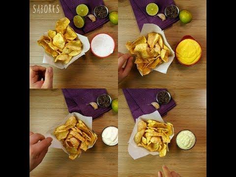 4 tipos de mayonesas