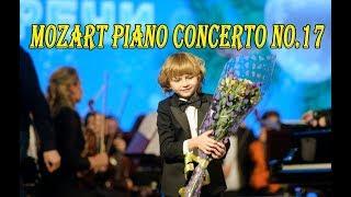 Mozart Piano Concerto No.17 in G major 1 parts / cadence Elisey Mysin