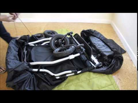 phil&teds und Mountain Buggy universale Transporttasche