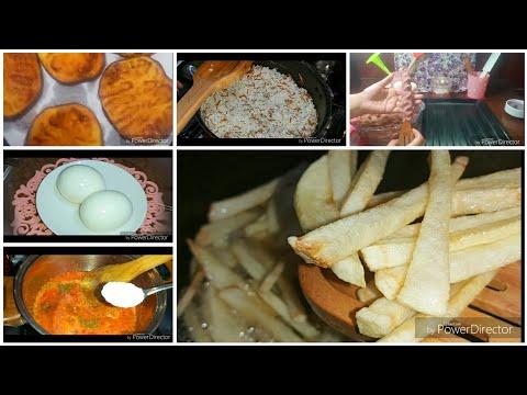 #شيماء_رسلان  ١٥ حيلة وتكة لأكل مميز لازم تجربيهم👌👌