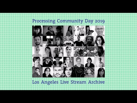 Processing Community Day Los Angeles