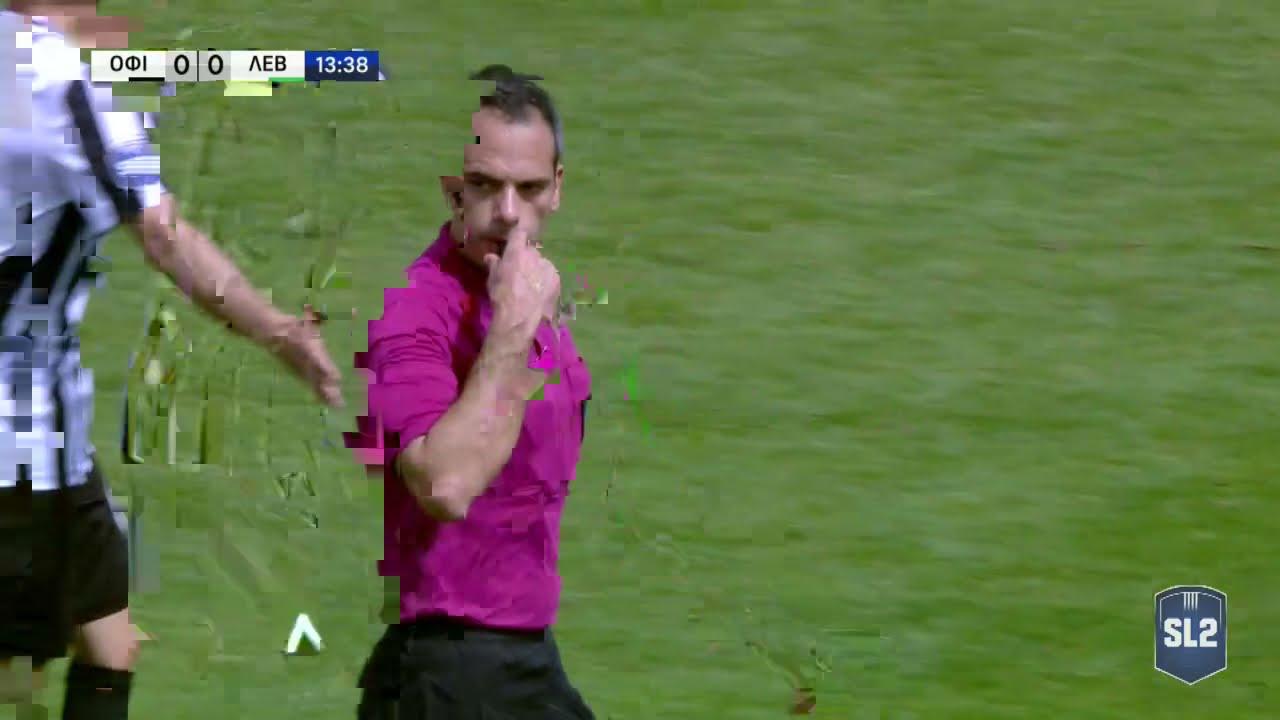 Super League 2 | ΟΦ Ιεράπετρας – Λεβαδειακός  | 04/04/21 | ΕΡΤ