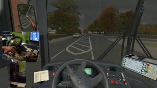OMSI 2 - Bremen - Line 76 - Mercedes GN2 - Logitech G27