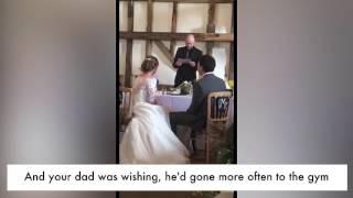 Not Star Wars Wedding Reading