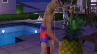 Alanis Morissette - Narcissus - Sims 2