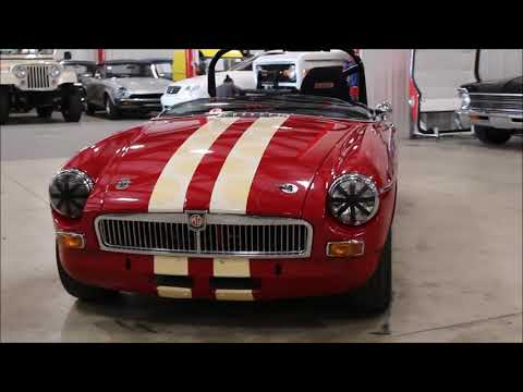 Video of '65 MGB - LUNO