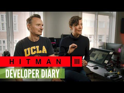 Carnet de développeurs sur la partie VR de Hitman III