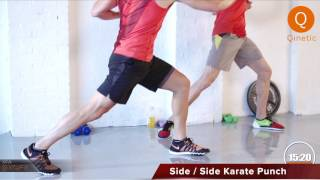 XFA Fitness Core Cardio Workout 25 Minutes by XFA Fitness