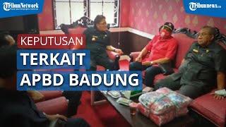 Covid-19 Ganggu APBD, Bupati Badung Harapkan Anggota DPR Sudirta Jadi 'Jembatan Aspirasi'