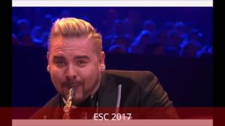 Epic Sax Guy 2010 vs 2017