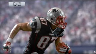 Adam Rank Interviews The 2017 Madden Cover Boy Rob Gronkowski l NFL by NFL