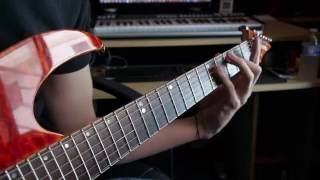 Dream Theater Medley Cover - BIAS FX Desktop