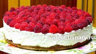 Простой творожный торт Чизкейк - рецепт Бабушки Эммы