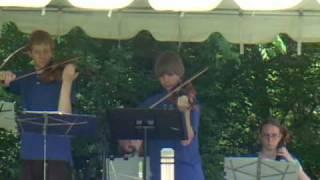 Sliva Family plays Česká Muzika by Kmoch live