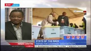 State of the race: First batch of ballot papers arrive [Part 2]