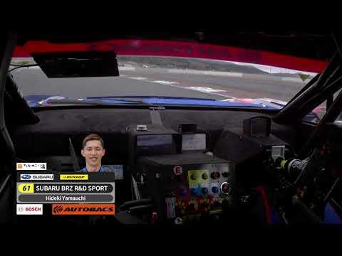GT300 SUBARU BRZ R&D SPORTの決勝レースの死闘を捉えたオンボード映像 スーパーGT 第8戦富士スピードウェイ