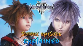 Kingdom Hearts 3 ReMind Secret Episode EXPLAINED!