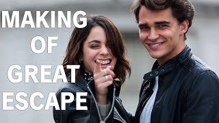 Making Of: Great Escape #MakingOfTini | TINI