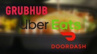 Hidden costs of food delivery apps