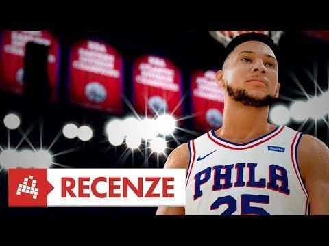 NBA 2K19 - Recenze