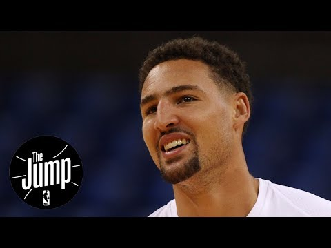 Paul Pierce would like to see Klay Thompson on a different team | The Jump | ESPN