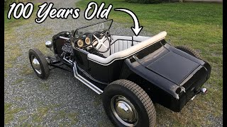 Building The Ultimate Hot Rod In 20 Minutes - Ford Free-T
