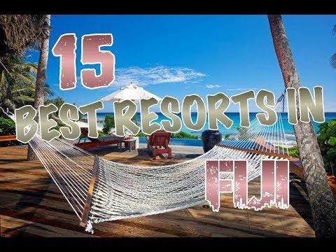 Top 15 Best Resorts In Fiji
