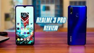RealMe 3 Pro Stock Android Style Quick Settings Panel & RealMe Store