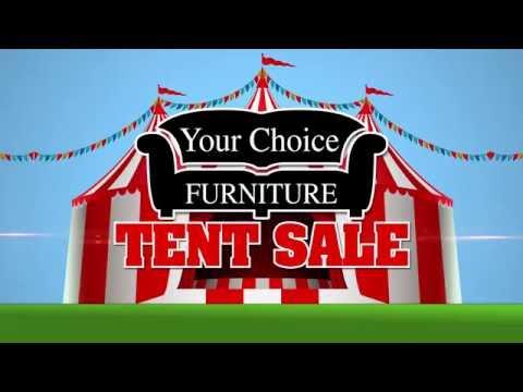 Tent Sale - TV