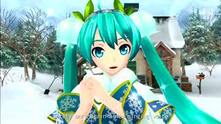 Project Diva F 2nd [Edit PV] Snow Fairy Story [PV by DarkSonicFantasy]
