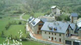 preview picture of video 'Valle de Gistaín'