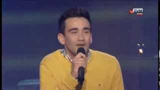 Something I Need - Gianluca Bezzina & Siblings at the Malta Eurovision 2014