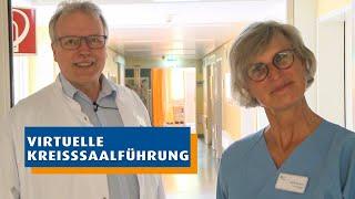 Virtuelle Kreißsaalführung im KRH Klinikum Robert Koch Gehrden