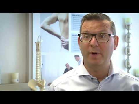Injektionen mit Rückenschmerzen