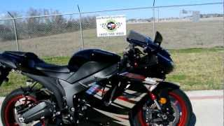 2008 Kawasaki Ninja ZX-6R Motorcycle Specs, Reviews ...