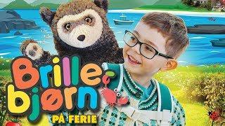 Brillebjørn på ferie (2019) ✔️Norsk barnefilm | Trailer