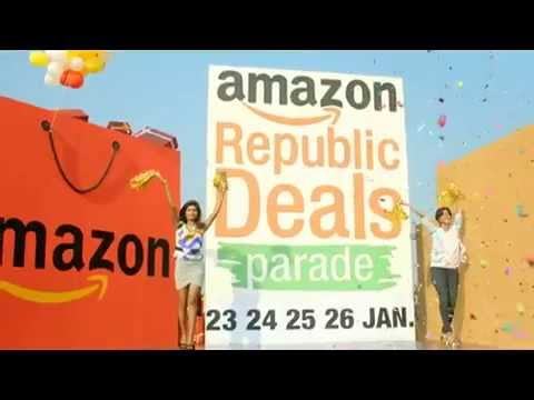 Amazon Republic Deals commercial Tvc