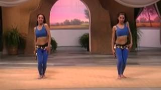 1. Вина и Нина Бидаши. Танец живота для начинающих. Основные движения