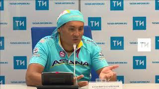 Лидер веломарафона Астана – Париж: «Наш проект сотрет барьер между обществом и незрячими людьми»