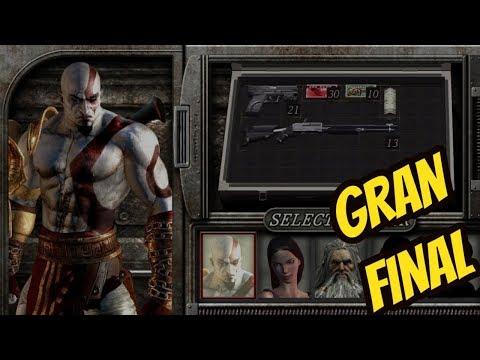 Resident Evil 4   God of War   MOD   FINAL
