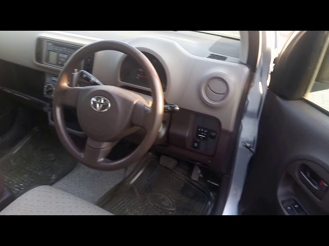Toyota Passo X 2015 for Sale in Gujranwala