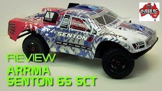 Review: ARRMA Senton 6S 1/10 Scale 4WD SCT