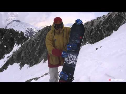 Never Summer Snowtrooper Snowboard On Snow Review 2015/2016   EpicTV Gear Geek
