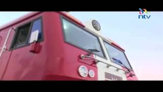 Uhuru to flag off SGR cargo train trial run - VIDEO