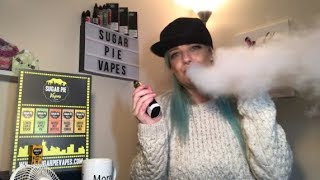 Sugar Pie Vapes Eliquid Review [Full Range]