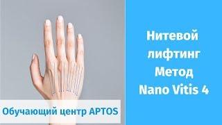 Обучающие курсы косметологов | Нити АПТОС | Nano Vitis 4